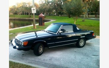 1982 Mercedes-Benz 380SL for sale 101268574