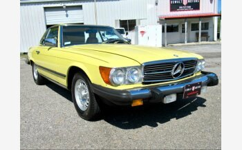 1982 Mercedes-Benz 380SL for sale 101308060