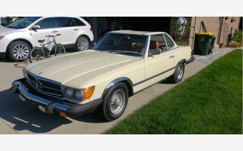 1982 Mercedes-Benz 380SL for sale 101343420