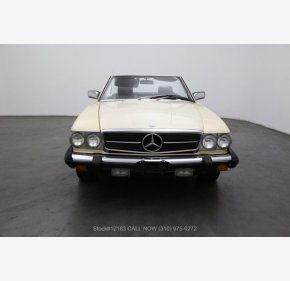 1982 Mercedes-Benz 380SL for sale 101360595