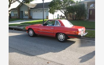 1982 Mercedes-Benz 380SL for sale 101394567