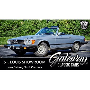 1982 Mercedes-Benz 380SL for sale 101425469