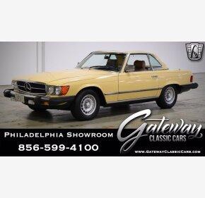 1982 Mercedes-Benz 380SL for sale 101434554