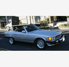 1982 Mercedes-Benz 380SL for sale 101440439