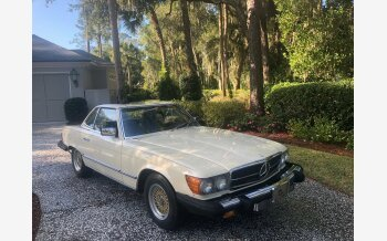1982 Mercedes-Benz 380SL for sale 101538908
