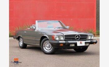 1982 Mercedes-Benz 380SL for sale 101538957
