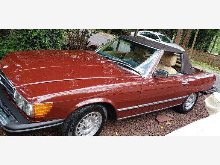 1982 Mercedes-Benz 380SL for sale 101551860