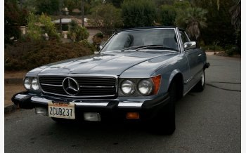 1982 Mercedes-Benz 380SL for sale 101564277