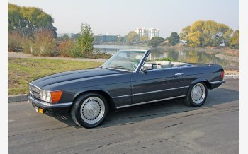 1982 Mercedes-Benz 500SL for sale 101075338