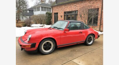 1982 Porsche 911 SC Targa for sale 101099460