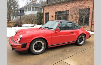 1982 Porsche 911 SC Targa for sale 101099460
