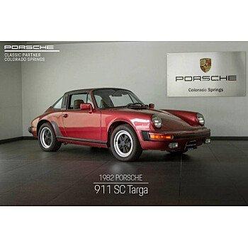 1982 Porsche 911 SC Targa for sale 101209646
