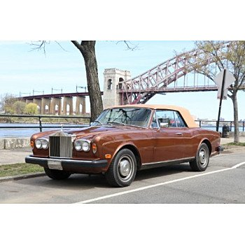 1982 Rolls-Royce Corniche for sale 101126712