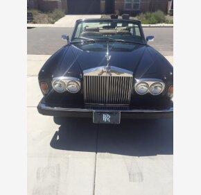 1982 Rolls-Royce Corniche for sale 101317904