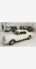 1982 Rolls-Royce Corniche for sale 101419922