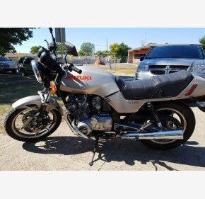 1982 Suzuki GS1100E for sale 200627407