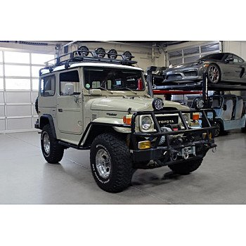 1982 Toyota Land Cruiser for sale 101178030