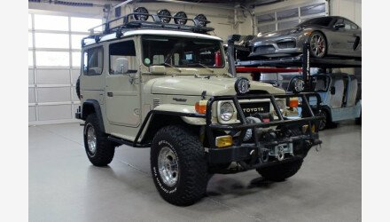Toyota Land Cruiser Classics for Sale - Classics on Autotrader