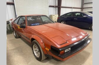 1982 Toyota Supra for sale 101487327