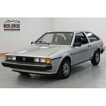 1982 Volkswagen Scirocco for sale 101055821