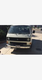 1982 Volkswagen Vanagon for sale 100971221