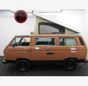 1982 Volkswagen Vanagon Camper for sale 101202686