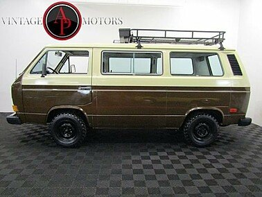 1982 Volkswagen Vanagon for sale 101282085