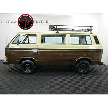 1982 Volkswagen Vanagon for sale 101282085