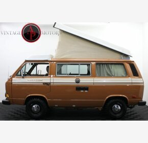 1982 Volkswagen Vanagon for sale 101404293