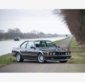 1983 BMW 635CSi for sale 101319414
