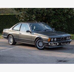 1983 BMW 635CSi for sale 101483838