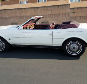 1983 Buick Riviera Convertible for sale 101122598