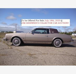 1983 Buick Riviera Coupe for sale 101220081