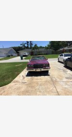 1983 Buick Riviera Convertible for sale 101330171