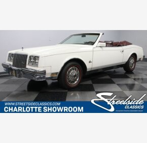 1983 Buick Riviera Convertible for sale 101388893