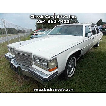 1983 Cadillac De Ville Sedan for sale 101017322
