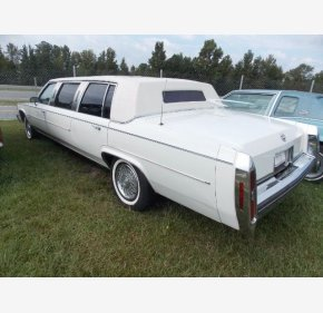 1983 Cadillac De Ville for sale 101074650
