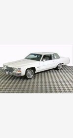 1983 Cadillac De Ville Coupe for sale 101329545