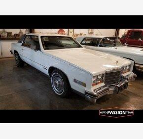 1983 Cadillac Eldorado for sale 100981381