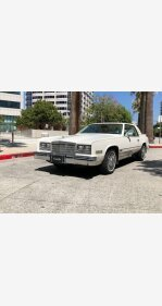 1983 Cadillac Eldorado for sale 101377666