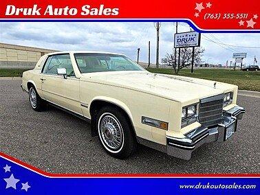 1983 Cadillac Eldorado for sale 101496208