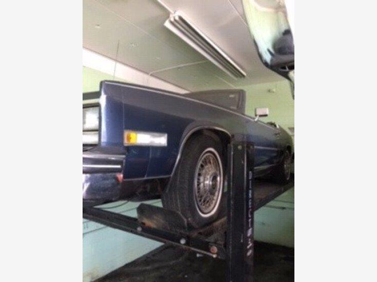 1983 Cadillac Eldorado for sale 101544593
