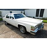 1983 Cadillac Fleetwood Brougham Sedan for sale 101599153