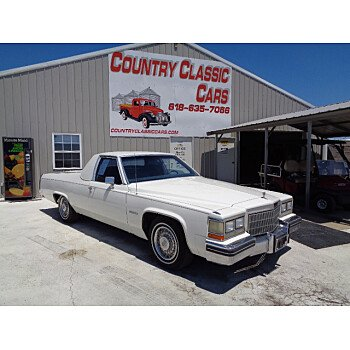 1983 Cadillac Other Cadillac Models for sale 101164690