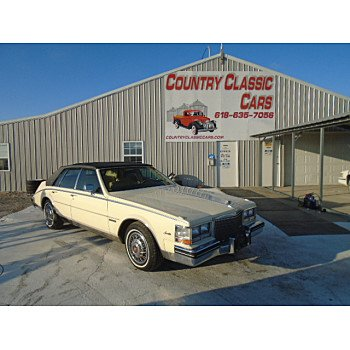 1983 Cadillac Seville for sale 101437301
