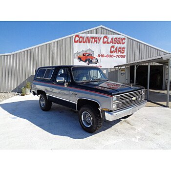 1983 Chevrolet Blazer for sale 101005756