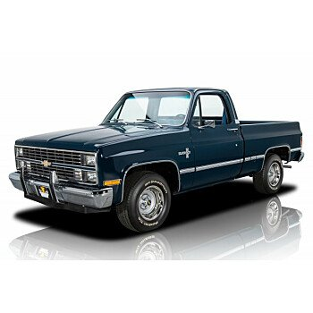 1983 Chevrolet C/K Truck 2WD Regular Cab 1500 for sale 101129320