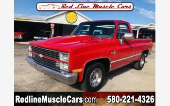 1983 Chevrolet C/K Truck 2WD Regular Cab 1500 for sale 101243861