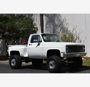 1983 Chevrolet C/K Truck for sale 101332239