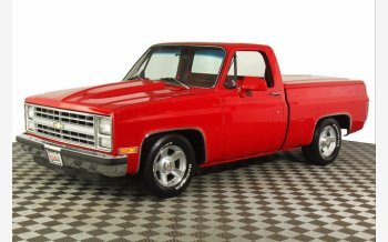 1983 Chevrolet C/K Truck 2WD Regular Cab 1500 for sale 101372323